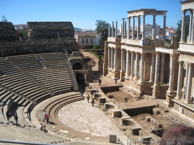 Boda Teatro Romano Merida : Teatro romano de merida el alminar melilla