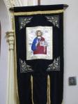 Cristo pantocrator, iglesia rumana