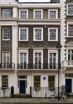 Residencia de Keynes en Londres