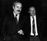 Gianni Falcone y Paolo Borselino