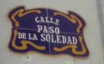 Paso de La Soledad
