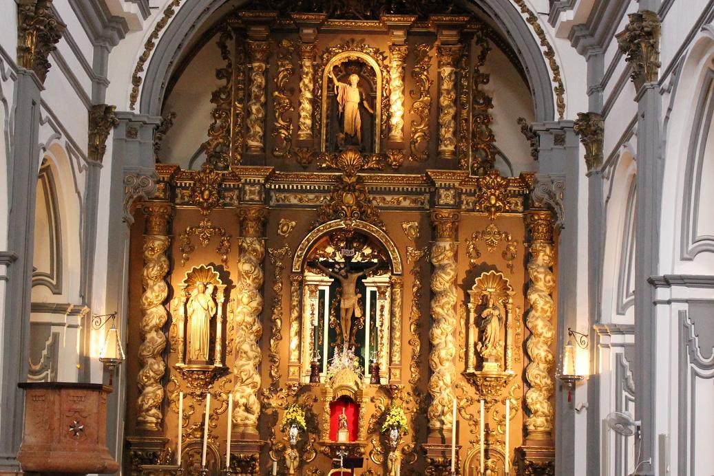 Iglesia de san juan m laga for Juan lucas electrodomesticos malaga