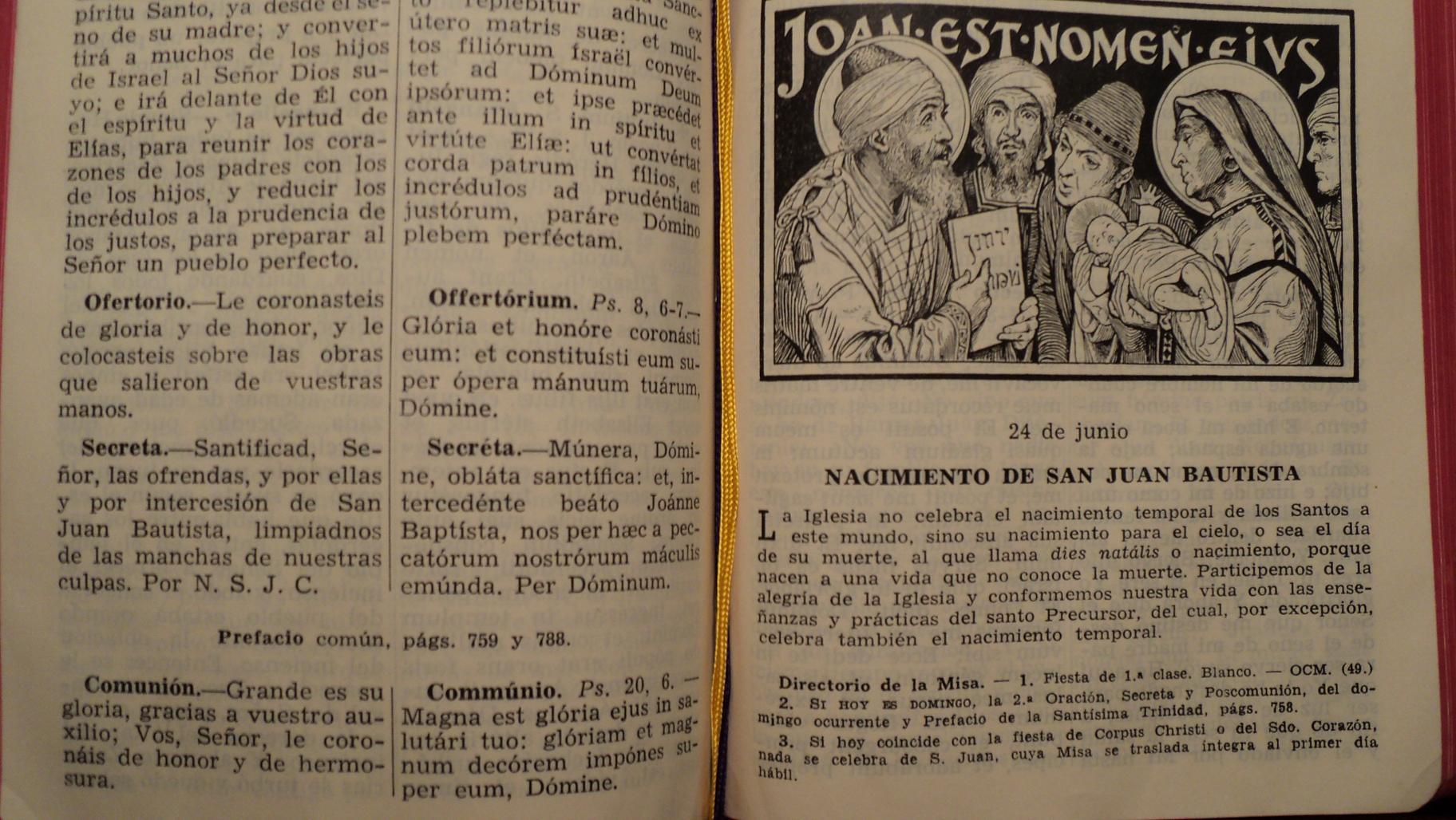 Juan el Bautista – El Alminar de Melilla