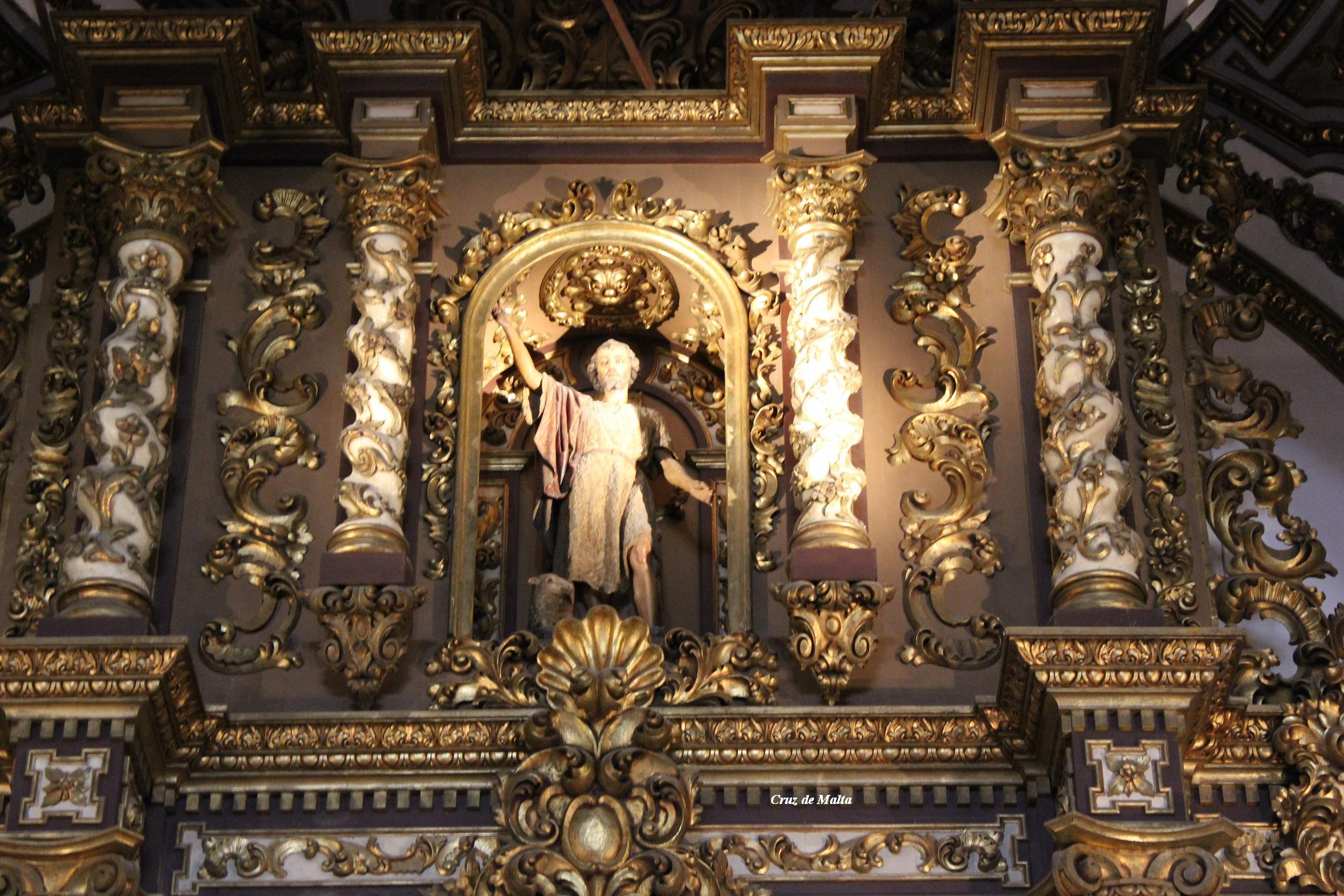 Juan el Bautista | El Alminar de Melilla