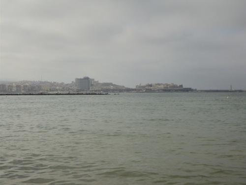 Junio, playa de Melilla