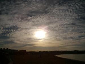 solsticio de junio en Melilla