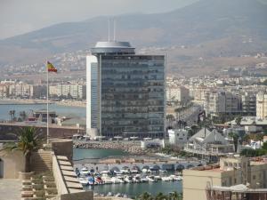 Torre Judicial de Melilla