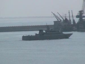 Fragata Marina Real de Marruecos