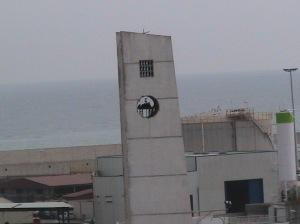 Torre sin reloj