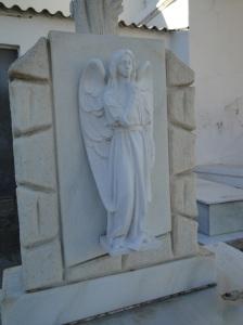 Ángel del silencio