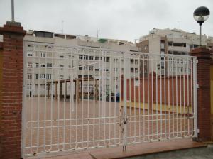 Parque infantil Barrio Victoria