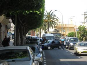 accidentes en melilla