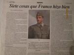 Siete cosas de Franco
