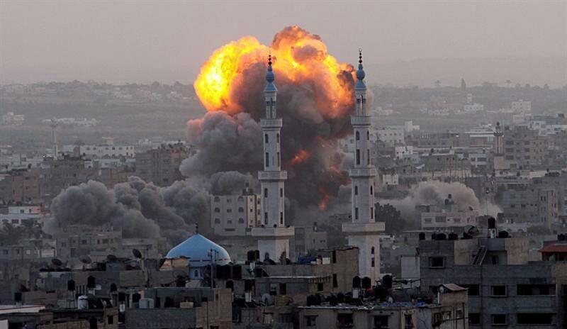 Gaza, la matanza de los inocentes (1/3)