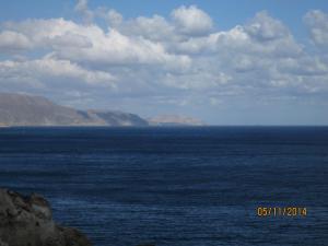 El mar de Melilla