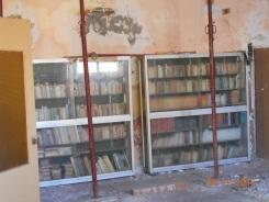 Biblioteca asociación Unidad