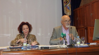 Carlota Leret y Vicente Moga