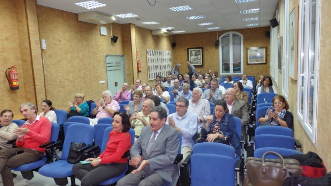 Público asistente en la UNED