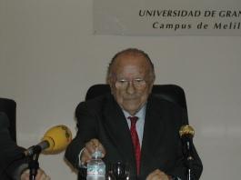 Santiago Carrillo en Melilla