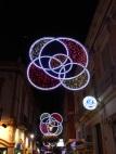 Almería, colores de navidad