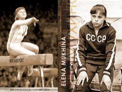 Elena Mukhina