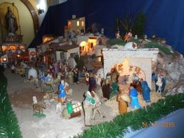 Nacimiento, parroquia San Agustín