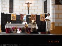 Padre Rafael López, iglesia Arciprestal