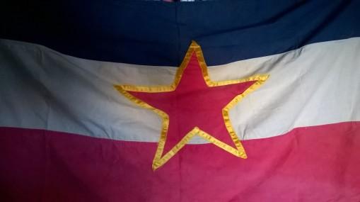 Bandera original yugoslava