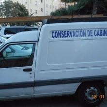 Brigada de conservación