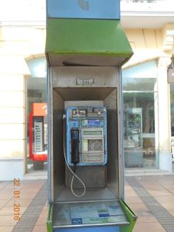 Poste telefónico