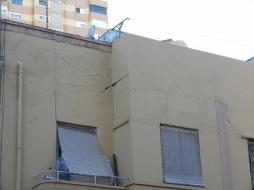 Azotea, calle Ruíz Mendoza