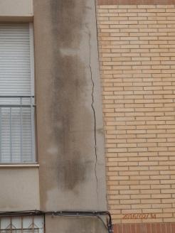 Grietas en muros