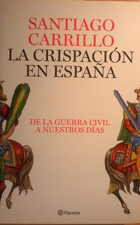 La crispación en España