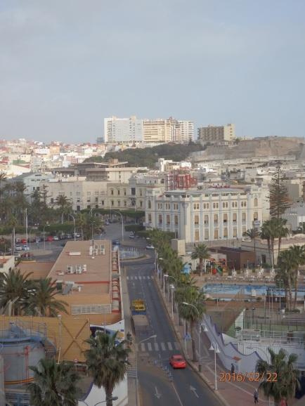 Melilla, 22 de febrero