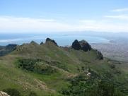Monte Gurugú, laderas volcánicas