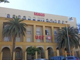 Edificio Sindicatos