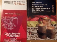 Libros Memoria Histórica, Palencia