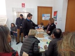 Mesa elecciones sindicales