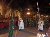 Mujeres portaestandartes, Málaga