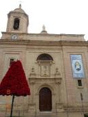 Almería, iglesia de San Sebastián
