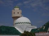 Alminar y cúpula