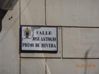 Calle JoseAntonio Primo de Rivera