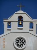 San Agustín, campana caída