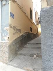 Villalba y Angulo, entrada