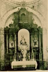 Altar Divina Pastora