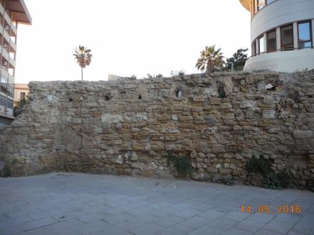 Aspilleras fuerte de San Miguel