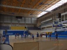 Entrenamientos del C. Melilla Baloncesto