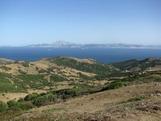 Ceuta y Estrecho desde Tarifa