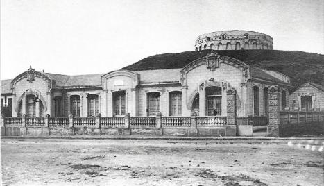 Consultorio y Gota de Leche, 1918