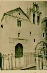 Iglesia Patronal, campanario antiguo
